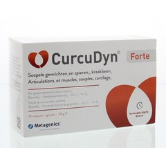 Metagenics Curcudyn forte NF 90 Kapseln.