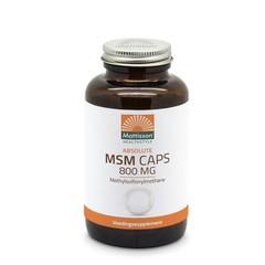 Mattisson MSM 800 mg 180 vcaps