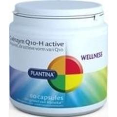 Plantina Q10 H aktives Ubichinol 50 mg 60 Kapseln.