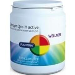 Plantina Q10 H aktives Ubichinol 50 mg 130 Kapseln.