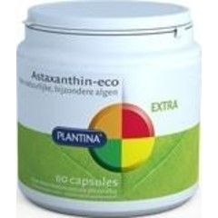 Plantina Astaxanthin eco 60 Kapseln.