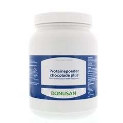 Bonusan Protein Pulver Schokolade plus 750 Gramm