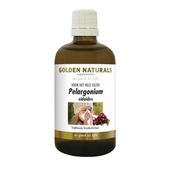 Golden Naturals Pelargonium 50 ml