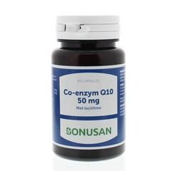 Bonusan Coenzym Q10 50 mg 60 Kapseln.