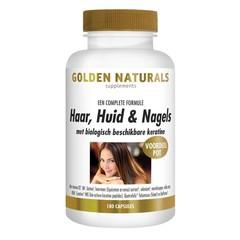 Golden Naturals Haar, Haut & Nägel 180 Kapseln.