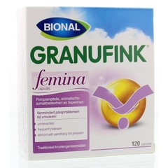 Bional Granufink femina 120 kap.
