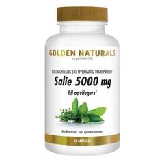 Golden Naturals Sage 5000 mg 60 Kapseln.