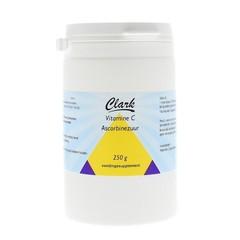 Clark Vitamin C Ascorbinsäure 250 Gramm