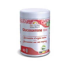 Be-Life Glucosamin 1500 bio 120 v Kapseln
