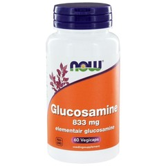 NOW JETZT Glucosamin 60 vcaps