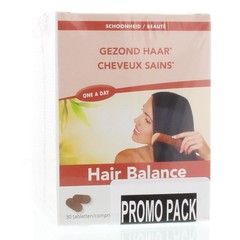 Buurmanns Haarwaage 3 x 30 Tabletten 90 Tabletten