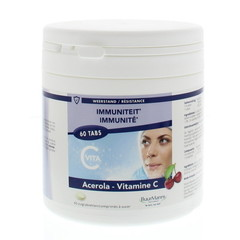 Buurmanns Acerola Vitamin C 500 60 Tabletten