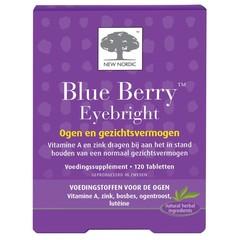 New Nordic Blue Beerentrost 120 Tabletten