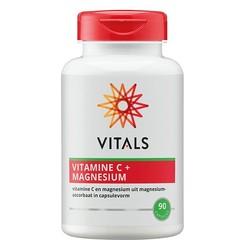 Vitals Vitamin C mit Magnesium 90 Kapseln.