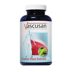 Vascusan Grüntee-Extrakt 500 60 Kapseln.