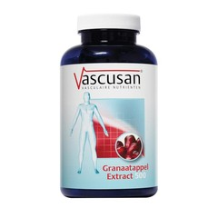Vascusan Granatapfel-Extrakt 500 60 Tabletten