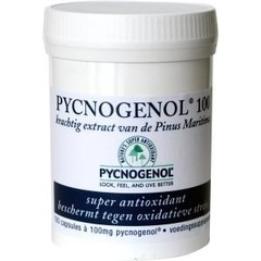 Vitafarma Pycnogenol 100 180 Kapseln.