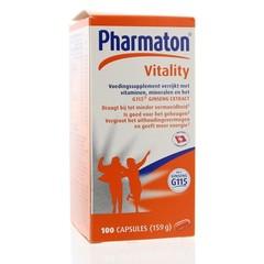 Pharmaton Vitality 100 Kapseln.