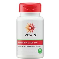 Vitals Berberine 500 mg 60 Kapseln.