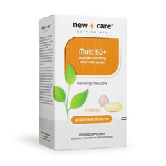 New Care Multi 50+ 2 x 60 Stück 120 Stück