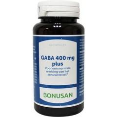 Bonusan Gaba 400 mg plus 60 Kapseln