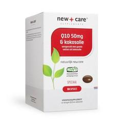 New Care Q10 & Kokosöl 150 Kapseln.