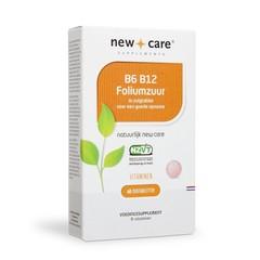 New Care B6 B12 Folsäure 60 Tabletten