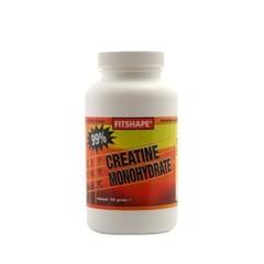Fitshape Passform Kreatin-Monohydrat 125 Gramm