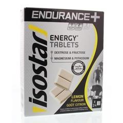 Isostar Energy Tabletten Zitrone 96 Gramm