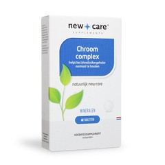 New Care Chromium complex 60 Tabletten