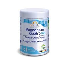 Be-Life Magnesium quatro 550 60 Weichgele