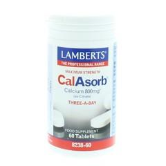Lamberts Calasorb (Calciumcitrat) & Vitamin D3 60 Tabletten