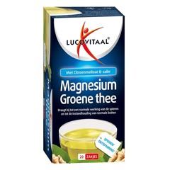 Lucovitaal Lucovital Magnesium Tee 20 Beutel