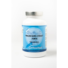 Orthovitaal Orthovital Magnesiumcitrat forte 120 Tabletten