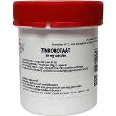 Fagron Zink Orotat 40 mg 250 Kapseln.