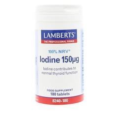 Lamberts Jod 150 mcg 180 Tabletten