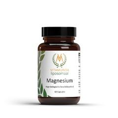 Vitamunda Liposomal Magnesium 60 Kapseln.