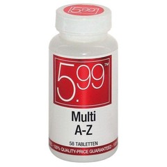 5.99 5,99 Multi AZ 100% ADH 58 Tabletten