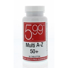 5.99 5,99 Multi AZ 50+ 38 Tabletten