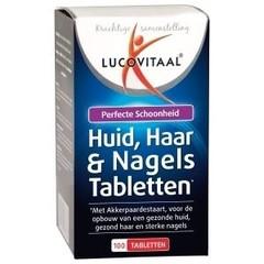 Lucovitaal Lucovital Skin Haarnägel 100 Tabletten