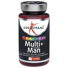 Lucovitaal Multi + komplette Mann 40 Tabletten