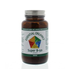 Essential Organ Super B50 Komplex 90 Tabletten