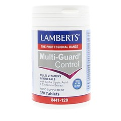 Lamberts Multi-Guard-Steuerung 120 Tabletten