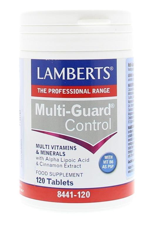 LAMBERTS Lamberts Multi-Guard-Steuerung 120 Tabletten