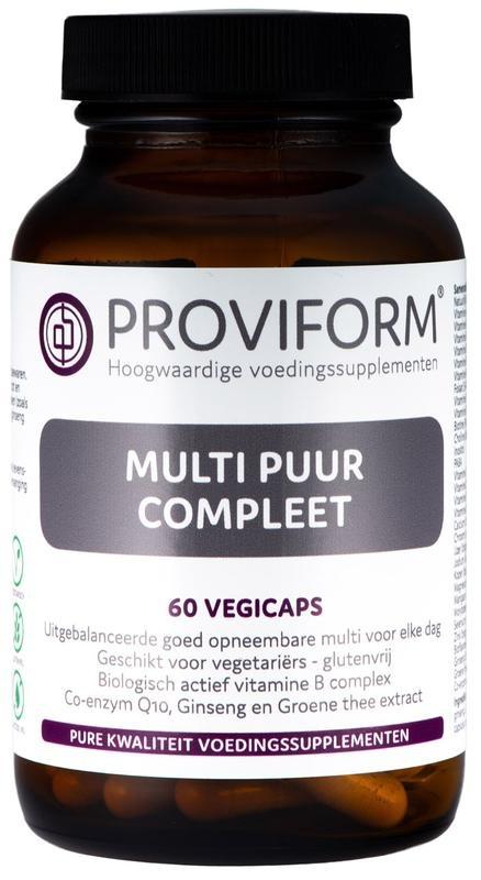 Proviform Proviform Multi pure komplett 60 vkapseln