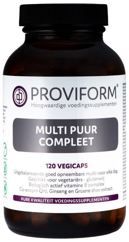 Proviform Proviform Multi pure komplette 120 vkapseln
