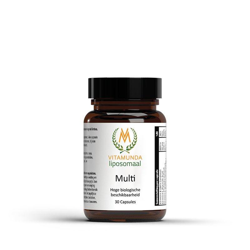 Vitamunda Vitamunda Liposomal multi 30 Kapseln.