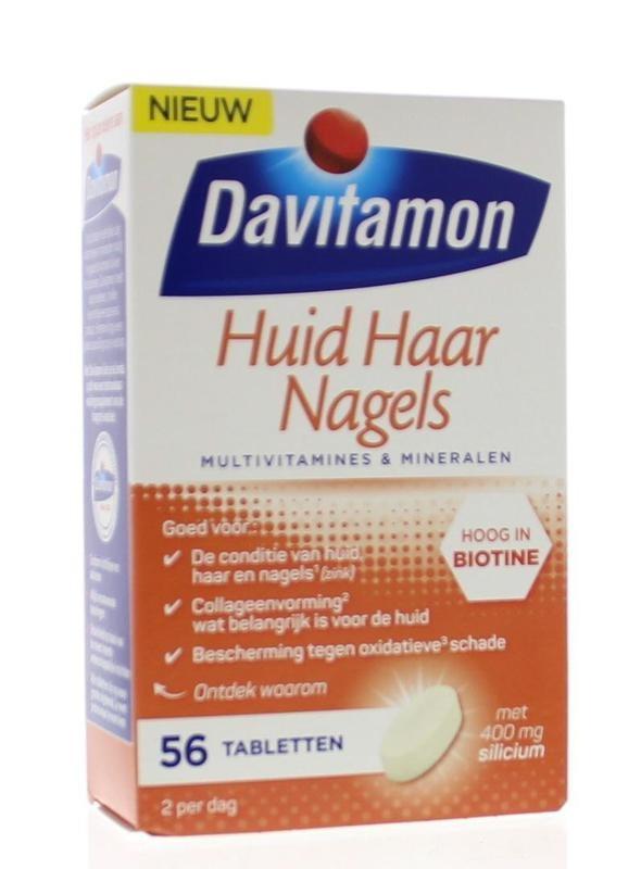 Davitamon Davitamon Skin Haarnägel 56 Tabletten