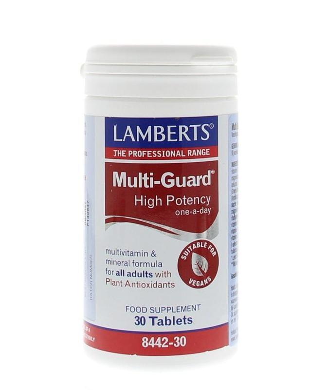 Lamberts Lamberts Multi Guard 30 Tabletten