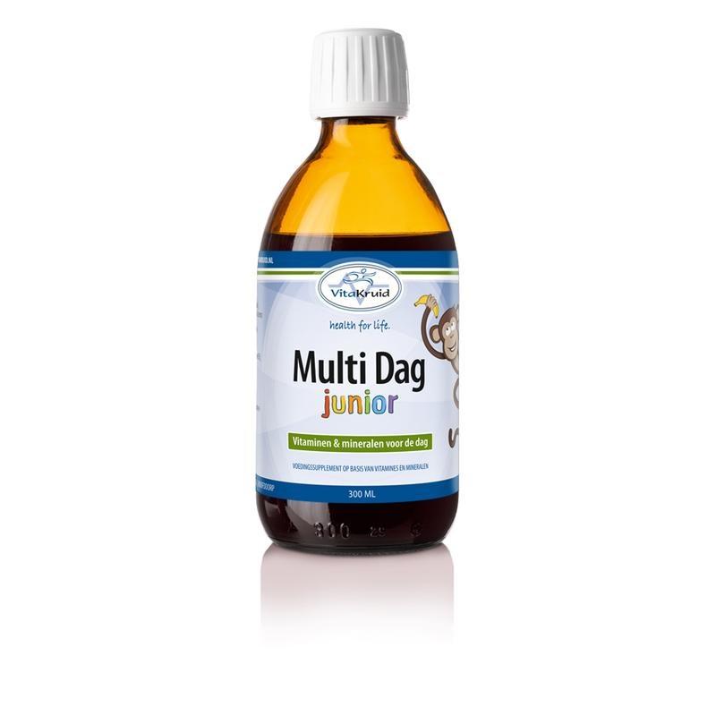 Vitakruid Vitakruid Vita Herb Multi day junior 300 ml